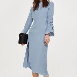 Topshop | long sleeve dress